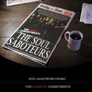 Soul Saboteurs Cover