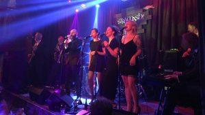 LoC live at Stramash featuring Tina Ribena
